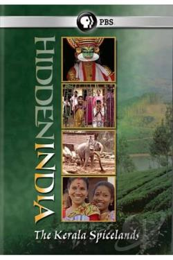 Hidden India - The Kerala Spicelands DVD Cover Art