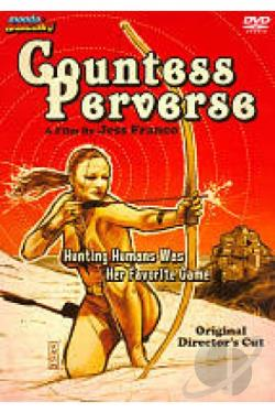 Countess Perverse DVD Cover Art