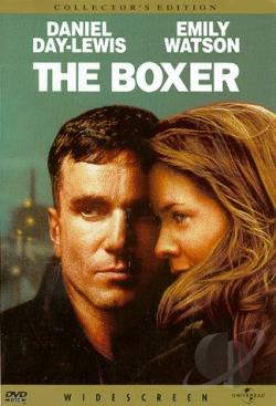 Boxer DVD Cover Art