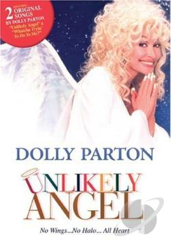 Unlikely Angel DVD Cover Art