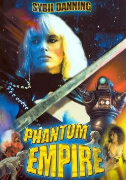 Phantom Empire DVD Cover Art