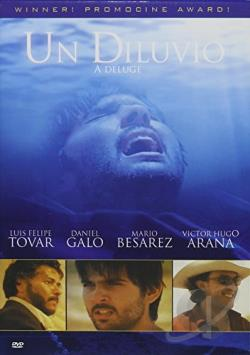 Diluvio DVD Cover Art