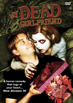 My Dead Girlfriend DVD Cover Art