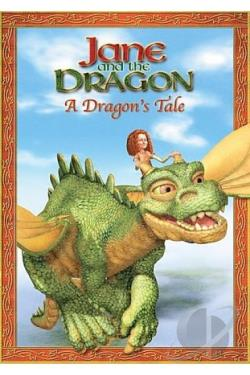 Jane and the Dragon - A Dragon Tale DVD Cover Art