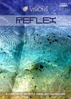 Visions V1:Reflex DVD Cover Art