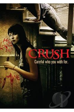 Crush DVD Cover Art