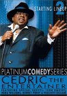 Cedric The Entertainer: Starting Lineup Part II DVD Cover Art