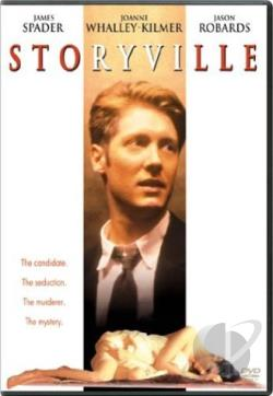 Storyville DVD Cover Art