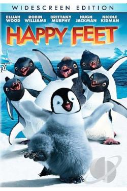 Happy Feet DVD Cover Art
