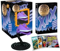 Mystery Science Theater 3000: XIX DVD Cover Art