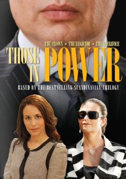 Those in Power DVD Cover Art