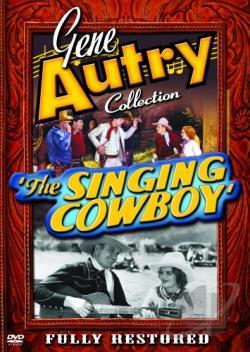 Singing Cowboy DVD Cover Art