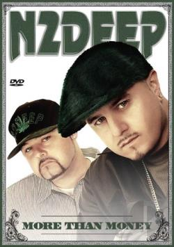 N2Deep - More Than Money DVD Cover Art