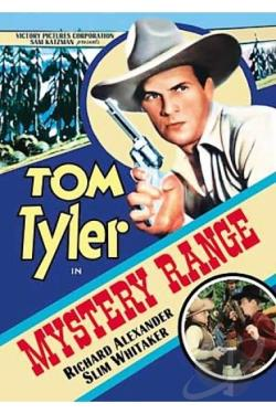 Mystery Range DVD Cover Art