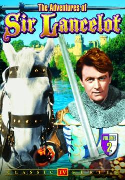 Adventures of Sir Lancelot, Volume 2 DVD Cover Art