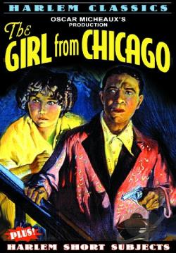 Harlem Classics - The Girl From Chicago DVD Cover Art