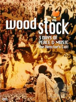 Woodstock: Three Days of Peace & Music DVD Cover Art