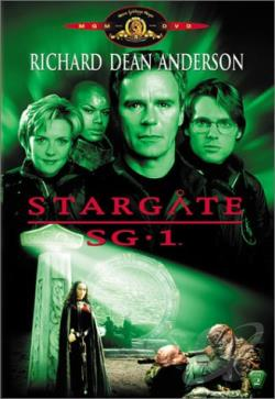 Stargate SG-1 - Season 1: Volume 2 DVD Cover Art