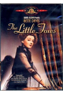 Little Foxes DVD Cover Art