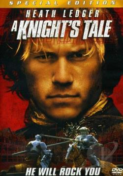Knight's Tale DVD Cover Art