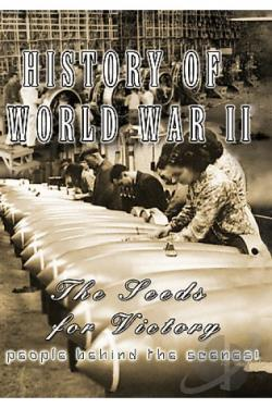 History of World War II - The Seeds for Victory DVD Cover Art
