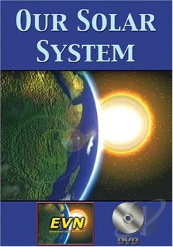 Our Solar System DVD Cover Art