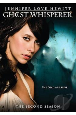 Ghost Whisperer - The Second Season DVD Cover Art