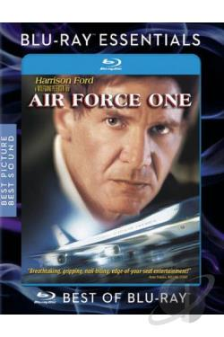 Air Force One BRAY Cover Art