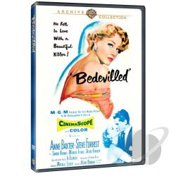 Bedevilled DVD Cover Art