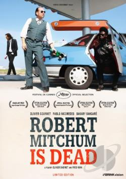Robert Mitchum Is Dead DVD Cover Art