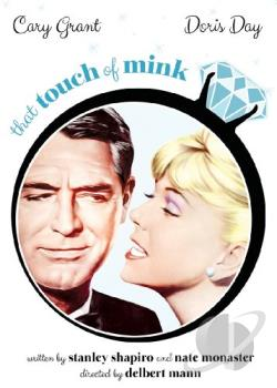 That Touch of Mink DVD Cover Art