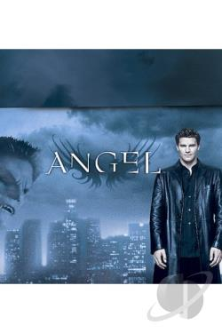 Angel - Collector's Set DVD Cover Art