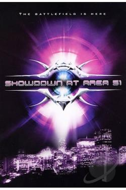 Showdown at Area 51 DVD Cover Art