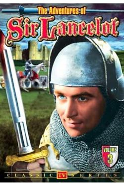 Adventures of Sir Lancelot, Volume 3 DVD Cover Art