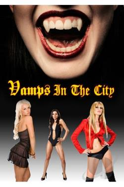 Vamps in the City DVD Cover Art