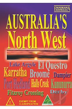 Australia's North West DVD Cover Art