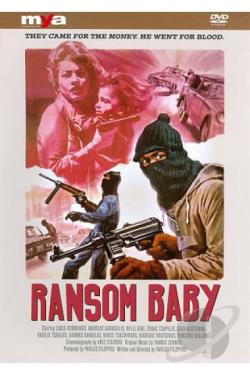 Ransom Baby DVD Cover Art