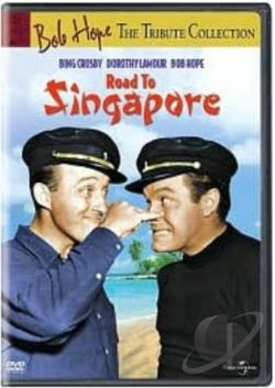 Road to Singapore DVD Cover Art