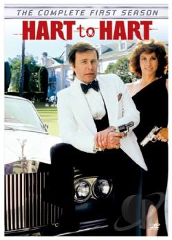 Hart to Hart - The Complete First Season DVD Cover Art