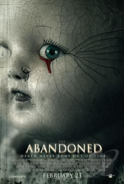 Abandoned DVD Cover Art