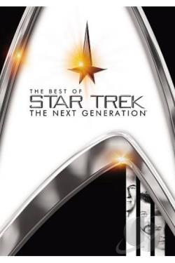 Best of Star Trek: The Next Generation DVD Cover Art
