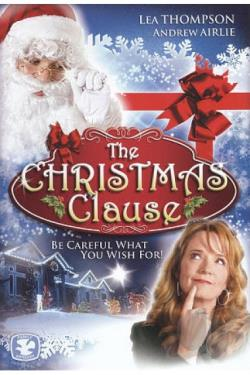 Christmas Clause DVD Cover Art