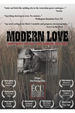 Modern Love DVD Cover Art