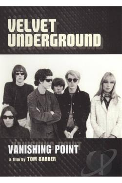 Velvet Underground: Vanishing Point DVD Cover Art