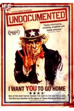 Undocumented DVD Cover Art