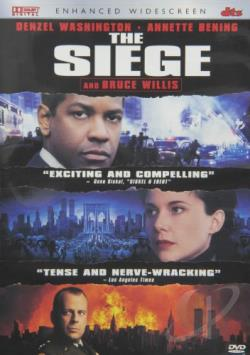 Siege DVD Cover Art