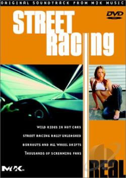 Street Racing 2: Real DVD Cover Art