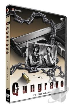 Gungrave - Vol. 7: To the Grave DVD Cover Art
