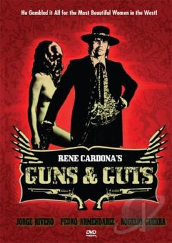 Guns & Guts DVD Cover Art
