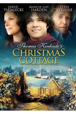 Thomas Kinkade's Christmas Cottage DVD Cover Art